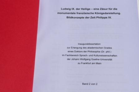 Abbildungsverzeichnis der Doktorarbeit und das deutsche Zitatsrecht - dann hochladen Unibibliotheksserver - eine Odyssee nähert sich dem Ende!