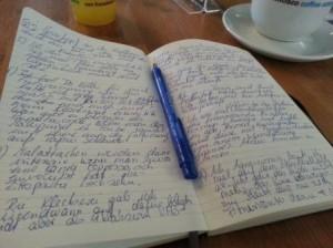 Blogstöckchen