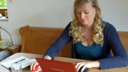 Bloggen ist meine Passion!