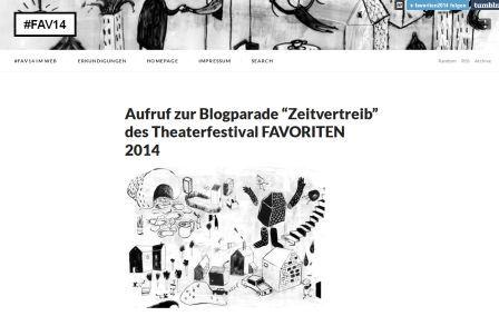 Zeitvertreib - Fav14