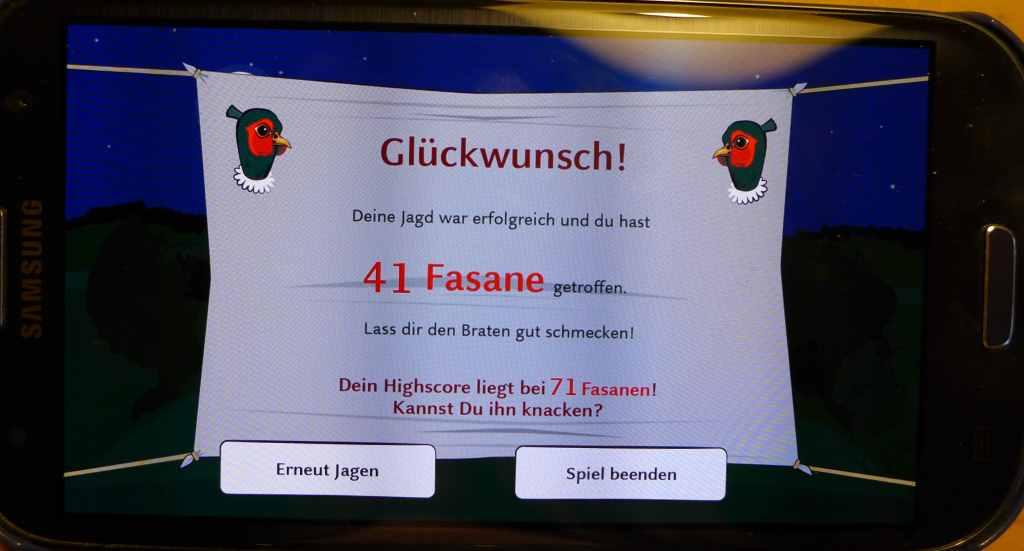 Schlosspark Nymphenburg; App; NymApp; Fasanenjagd; Gamification; München