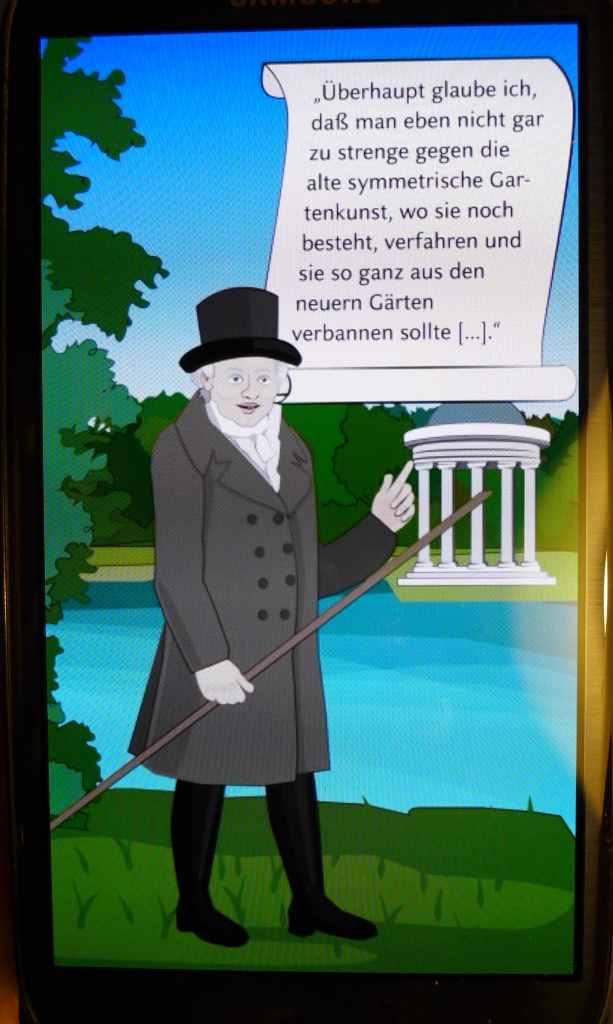 Friedrich Ludwig von Sckell #NymApp