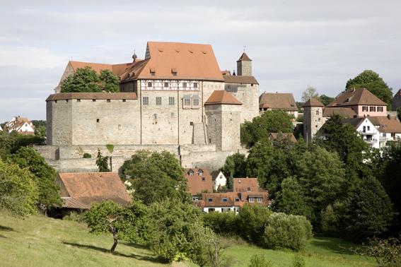 Die Cadolzburg – alte Burg in neuem Glanz
