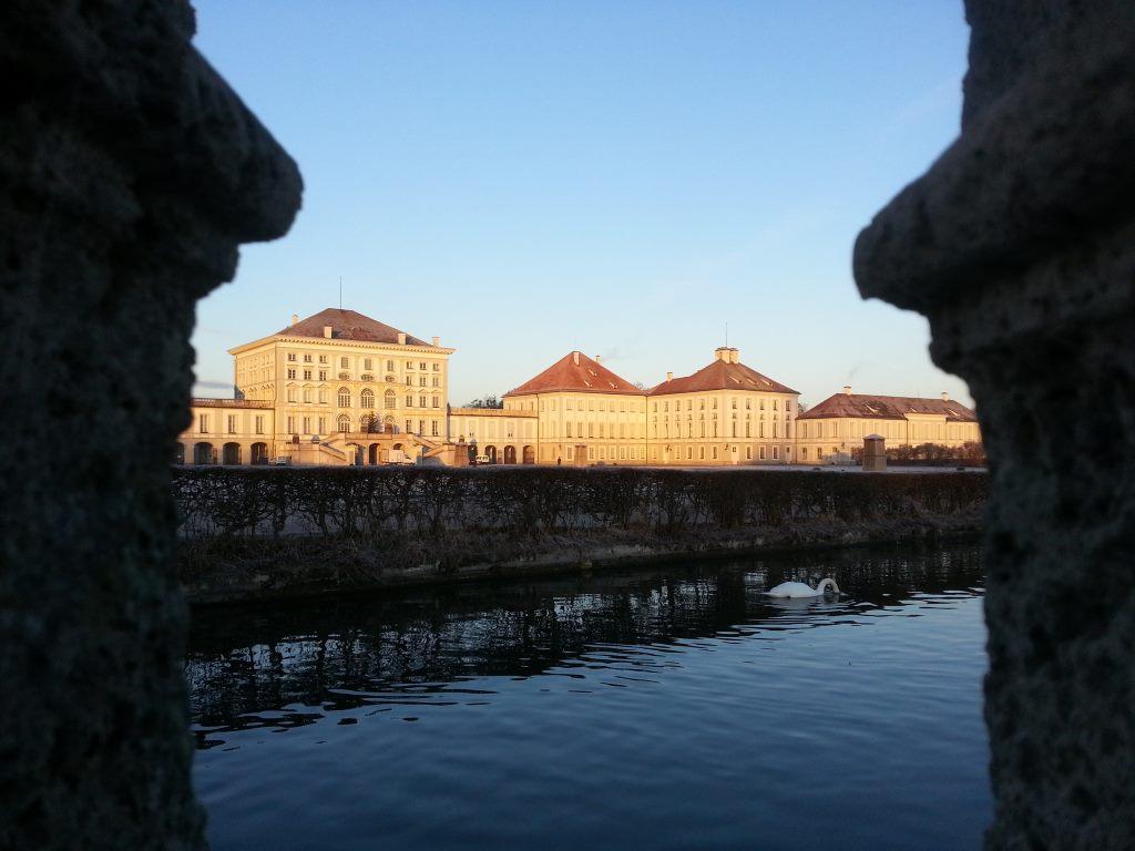 Schlosspark Nymphenburg App