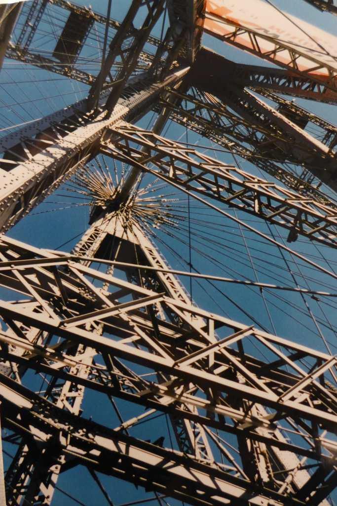 Was haben die Blogparade #KultTipp und das Riesenrad in Wien gemeinsam? Beide führen hoch hinaus!
