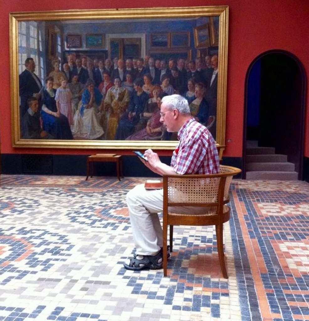Peter Soemers; Faaborg Museum; #KultDef