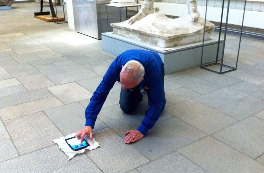 Peter Soemers; Skissernas Museum in Lund