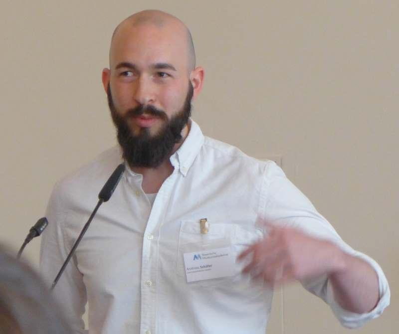 Andreas Schäfer; Usability; Website optimieren