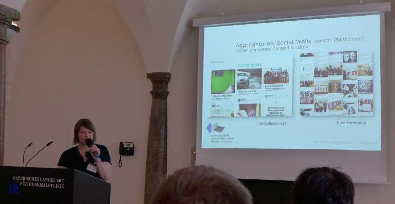 Museumswebsite; Website; Website optimieren; Aggregatoren-Seite; Social Wall