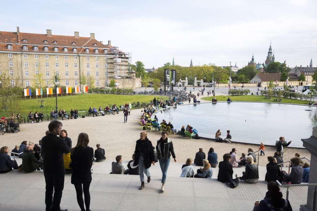 Set Art Free; Kopenhagen; Statens Museum for Kunst; Peter Soemers