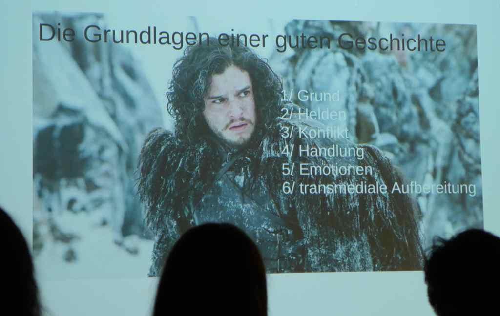 Heimo Tscherne; Social Media Club München; Storytelling; #smcmuc