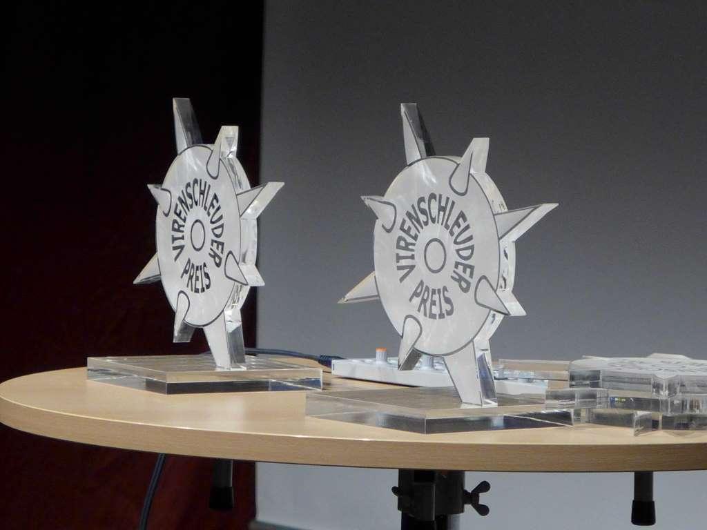 Virenschleuderpreis 2015; #vsp15; Lustwandeln; Frankfurter Buchmesse