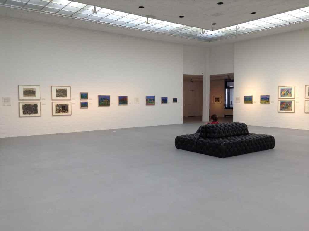 """Ausstellung: """"Willy Gorissen – Een verzwegen loflied""""; Museum van Bommel van Damf; Venlo; #BesucherMacht; Peter Soemers; Partizipation; Museum"""