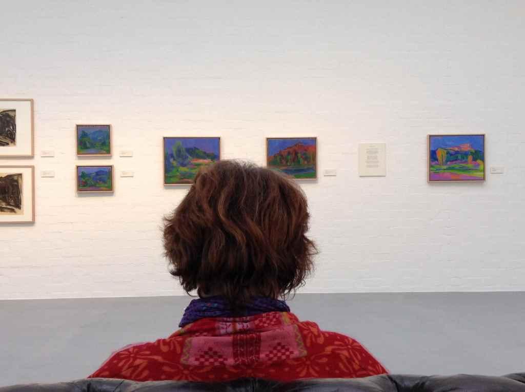 """Ausstellung: """"Willy Gorissen – Een verzwegen loflied""""; #BesucherMacht; Peter Soemers; Museum van Bommel van Dam;  Venlo"""