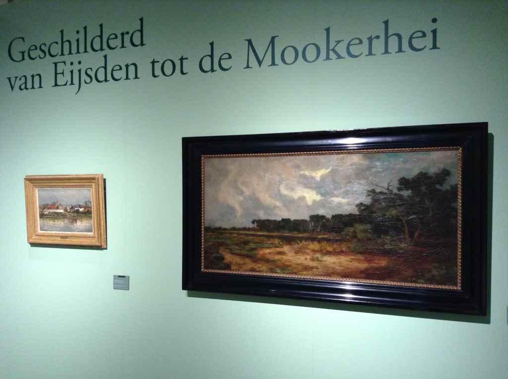 Ausstellung: 'Geschilderd van Eijsden tot de Mookerhei'; Limburgs Museum; Venlo; #BesucherMacht; Partizipation; Peter Soemers