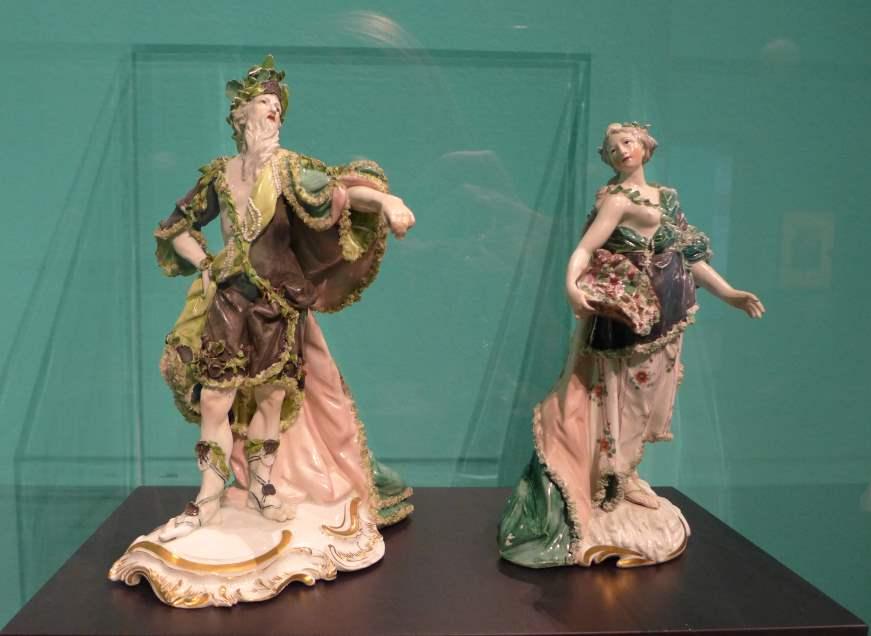 Rokoko; Liebieghaus Skulpturensammlung; Musumsufer; Titanen