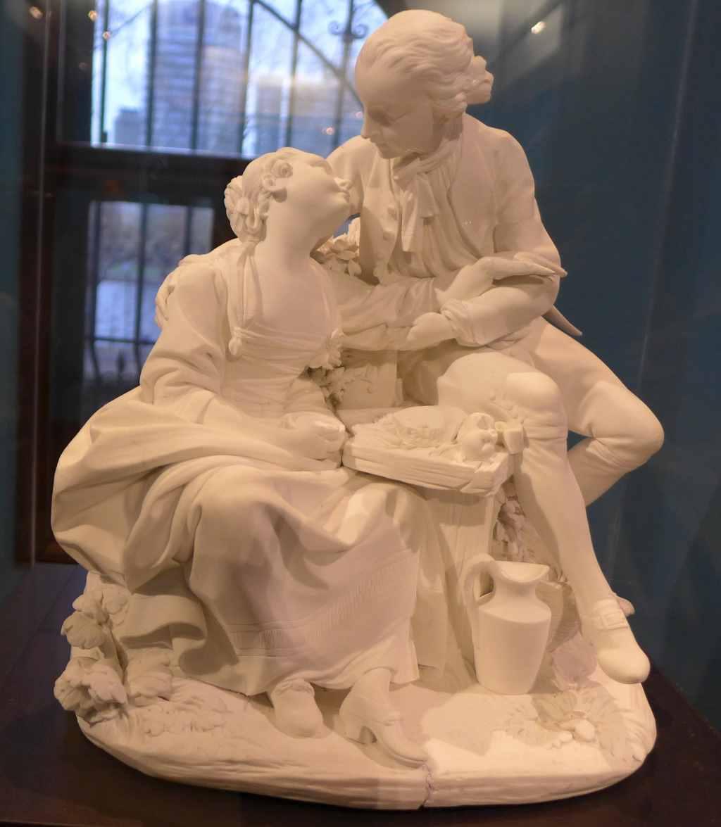 Falconet; Rokoko; Liebieghaus Skulpturensammlung; Gefährliche Liebschaften; Museumsufer; Biskuitporzellan; Sèvres