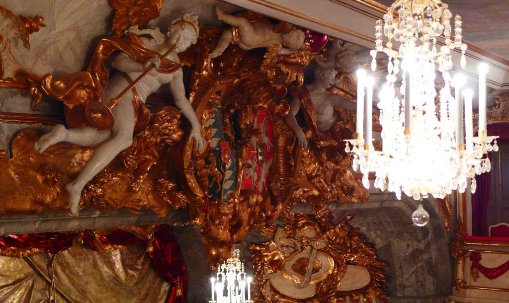 Cuvilliés-Theater; Residenzmuseum; Residenz München; München; #InstaWalk; #Lustwandeln