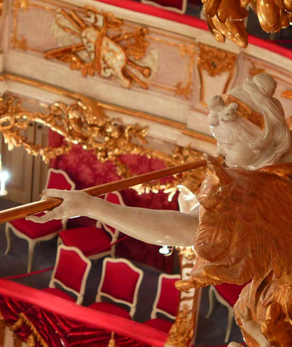 Cuvilliés-Theater; Fama; Residenz München; Residenzmuseum; München; Theater; #InstaWalk; #Lustwandeln
