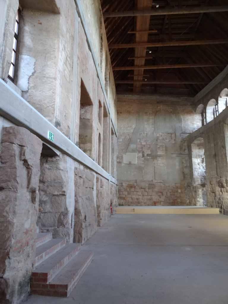 Die Cadolzburg wird 2017 als Erlebnismuseum eröffnet. Die Frage nach der Authentizität stellt sich auch hier.