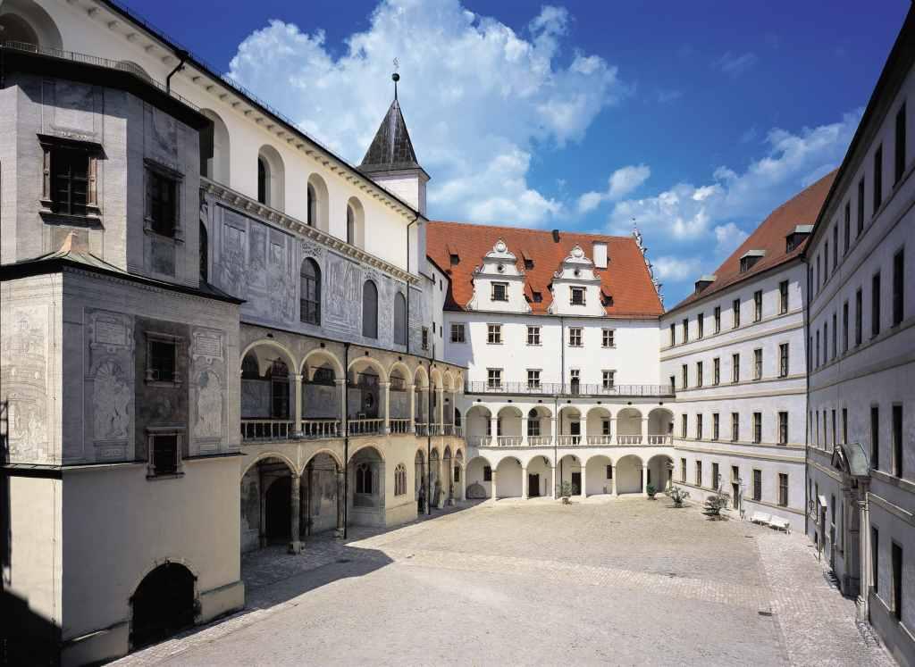 """Ausstellung """"Kunst und Glaube startet im Mai in Neuburg. Bayerische Schlösserverwaltung"""