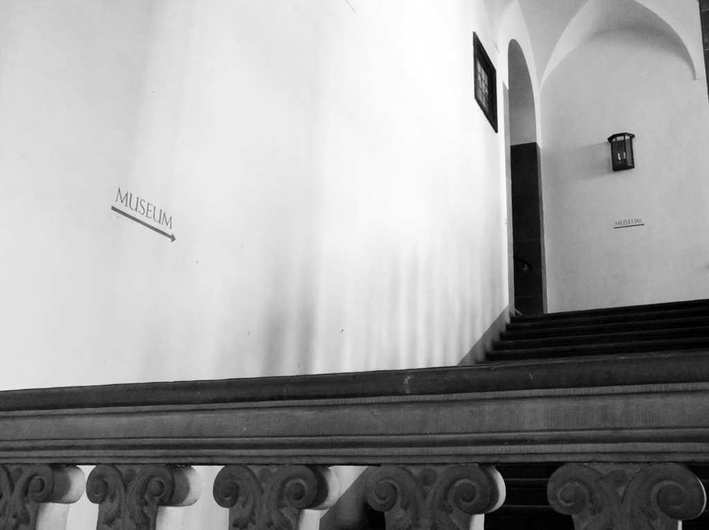 Der Aufstieg zum Martin von Wagner Museum - #KultTrip - Würzburg [Foto: Rebecca Hümmer]