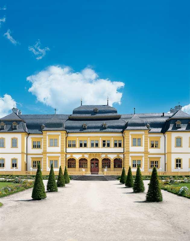 Schloss Veitshöchheim. #KultTrip Bayerns Schlösser.