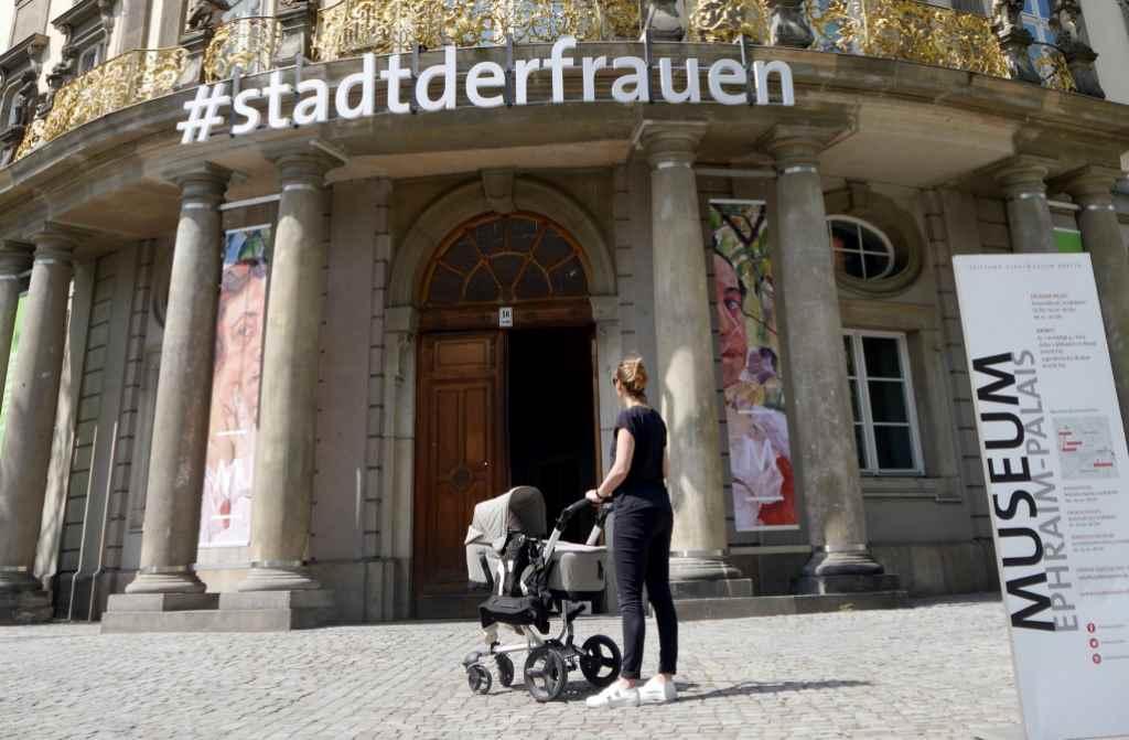 Elternzeit Kultur im #Ephraim-Palais in Berlin. © Stadtmuseum Berlin | Foto: Martin Schäfer. #KultTrip