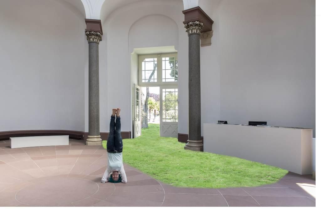 Der #Kunsthallensommer stellt alles auf den Kopf - #kultTrip, Staatliche Kunsthalle Karlsruhe.