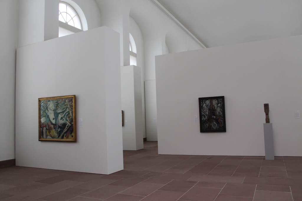 #Kunsthallensommer stellt die Sammlung in den Fokus - hier die Orangerie. #KultTrip, Staatliche Kunsthalle Karlsruhe