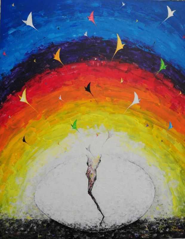Gemälde von Michel Anthony, 33.