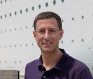 Porträtaufnahme von Franz Neumeier, 2. Vorsitzender des Bloggerclub e.V.