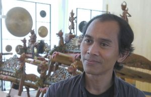 Dewa Ketut Alit, Komponist aus Indonesien © Heinz Hollenberger