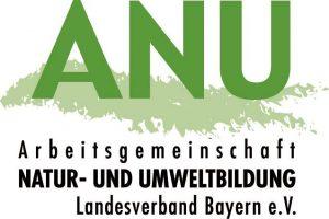 Anu - Arbeitsgemeinschaft für Natur- und Umweltbildung. Partner von KunstWerkZukunft. Logo
