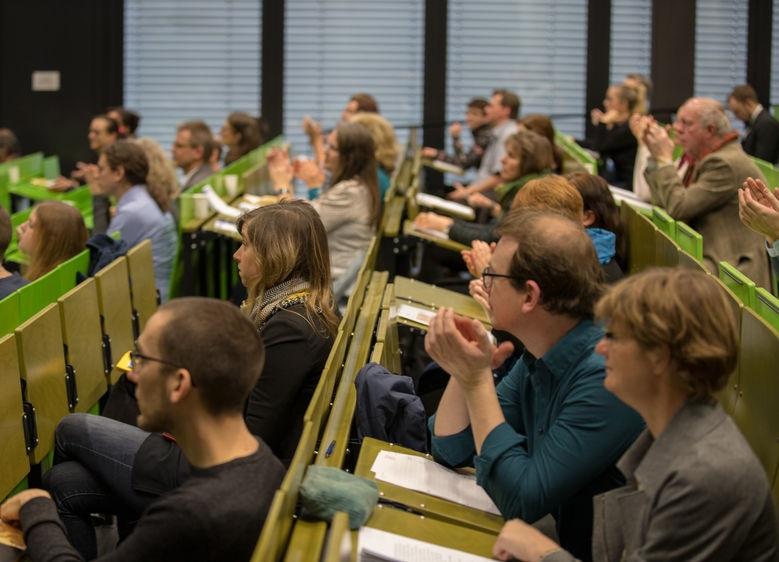 Über 100 Teilnehmerinnen und Teilnehmer waren zur dritten Museumstagung nach Wernigerode gekommen (Foto: Hochschule Harz). Digtiale Strategie und Langzeitarchivierung digitaler Daten